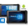 Odolný tablet pre 2 systémy