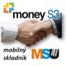 Money S3 a Mobilný skladník