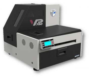 VP750 - plnofarebná tlač etikiet