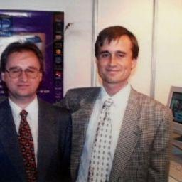 Miro a Martin Invex 1999